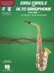 Hal Leonard - Easy Carols for Alto Saxophone, Vol. 1 - Book/Media Online