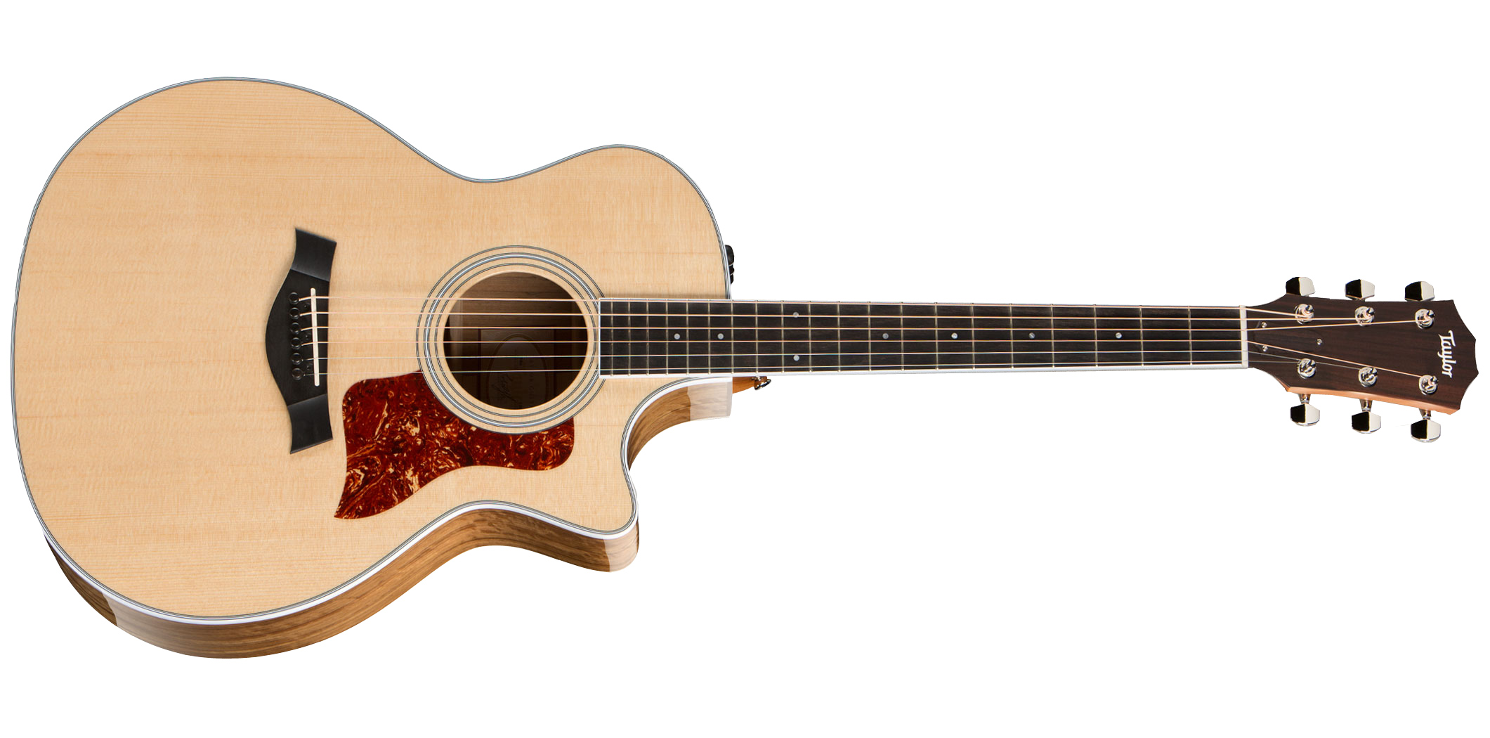 Musical Instruments & Gear Hot Sale Taylor 500 514ce Acoustic/electric Guitar W/hardshell Case
