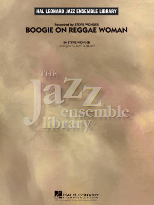Boogie On Reggae Woman - Wonder/Tomaro - Jazz Ensemble - Gr. 4