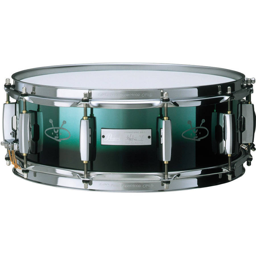 pearl morgan rose signature snare long mcquade musical instruments. Black Bedroom Furniture Sets. Home Design Ideas
