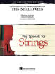 Hal Leonard - This Is Halloween - Elfman/Kazik - String Orchestra - Gr. 3-4