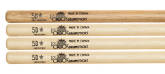 Los Cabos Drumsticks - 5B Hickory 4-Pack (3 Hickory, 1 Red Hickory)