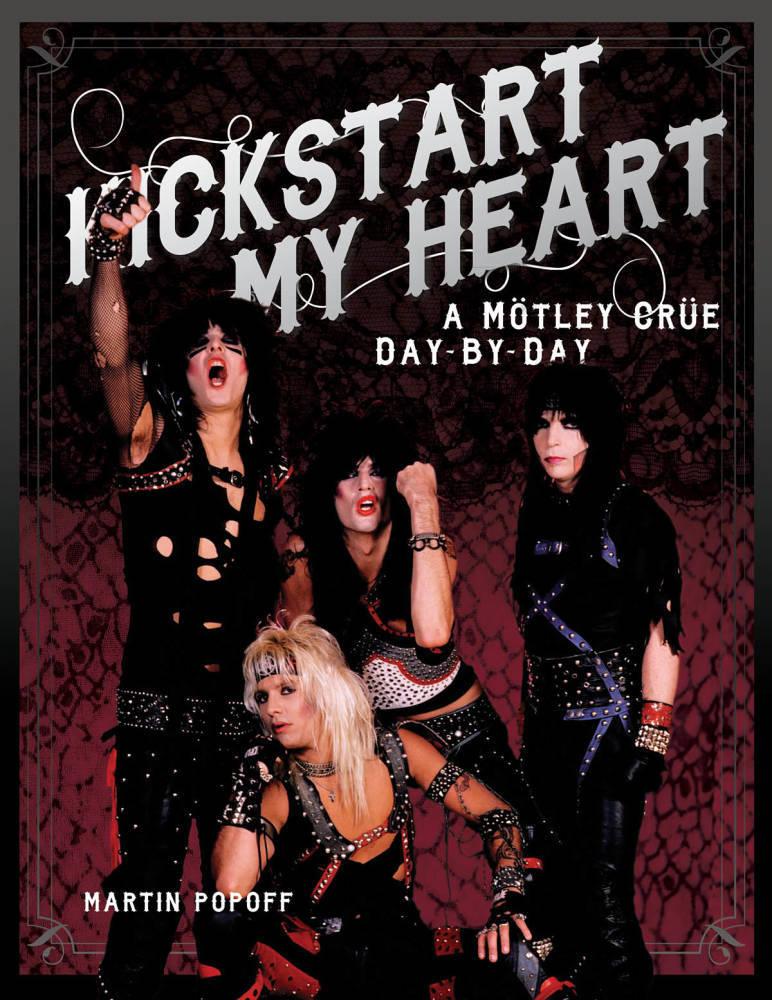 Hal leonard kickstart my heart a motley crue day by day popoff kickstart my heart a motley crue day by day popoff book m4hsunfo