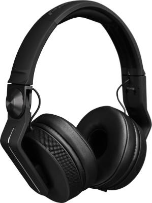 HDJ-700 DJ Headphones - Black