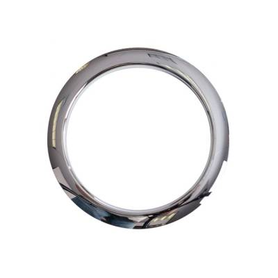 Port Hole Protector Ring 4'' - Chrome