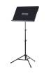 Portastand - Troubadour Music Stand - Black