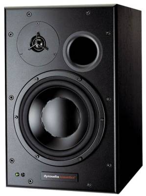BM15A 10'' Powered Studio Monitor W/1'' Soft Dome Tweeter - Left