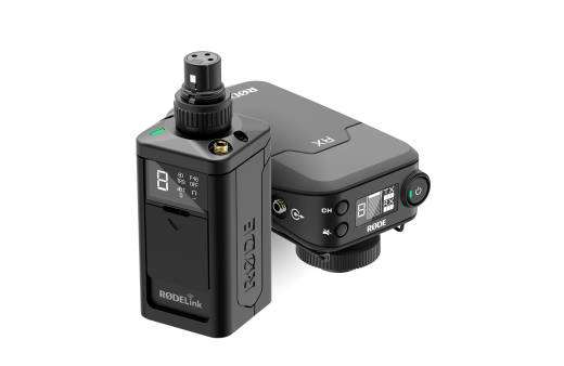 RODElink Newsmaker Camera Wireless Kit w/XLR