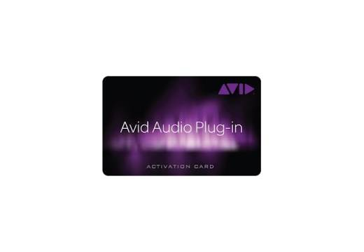Audio Plug-ins Activation Card Tier 3