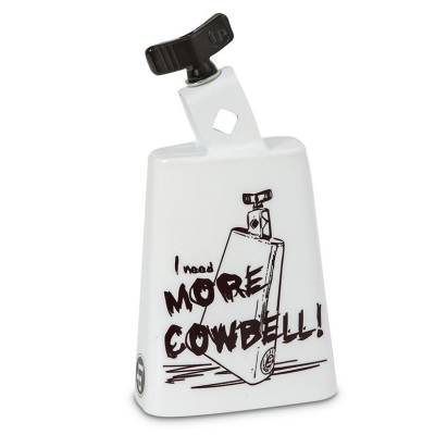 Collect-A-Bell Series, Black Beauty Cowbell - More Cowbell