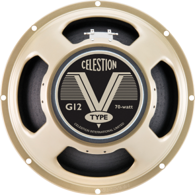 G12 V-Type 12'' 70W Guitar Speaker 16 Ohm