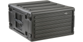 SKB - 6U Roto Molded Rack 17.5 Rail-to-Rail Deep