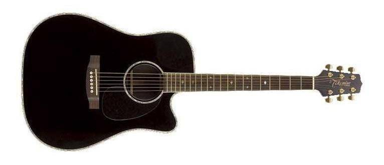 takamine eg341sc g series dreadnought acoustic electric black with solid top long. Black Bedroom Furniture Sets. Home Design Ideas
