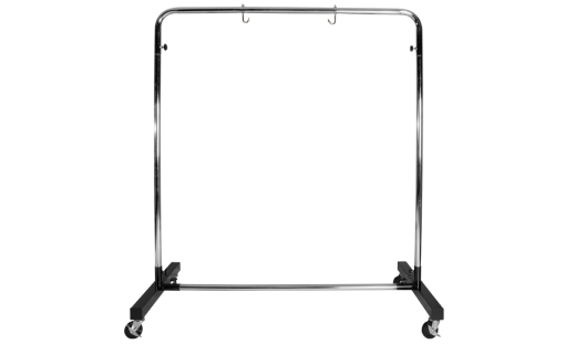 Large Gong Stand up to 40'' with Wheels