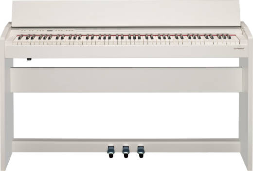 F-140R Digital Piano in White