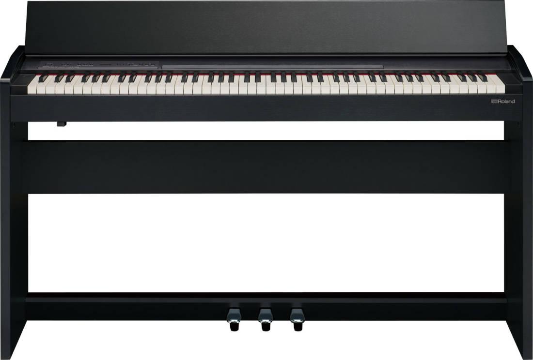 Roland - F-140R Digital Piano in Contemporary Black