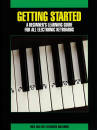 Hal Leonard - Getting Started for All Electronic Keyboards - Book