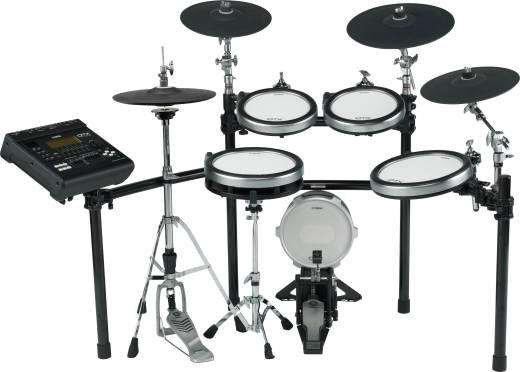 DTX900K Electronic Drum Kit + KP100 Kick Drum w/TCS Pads & Hihat Stand