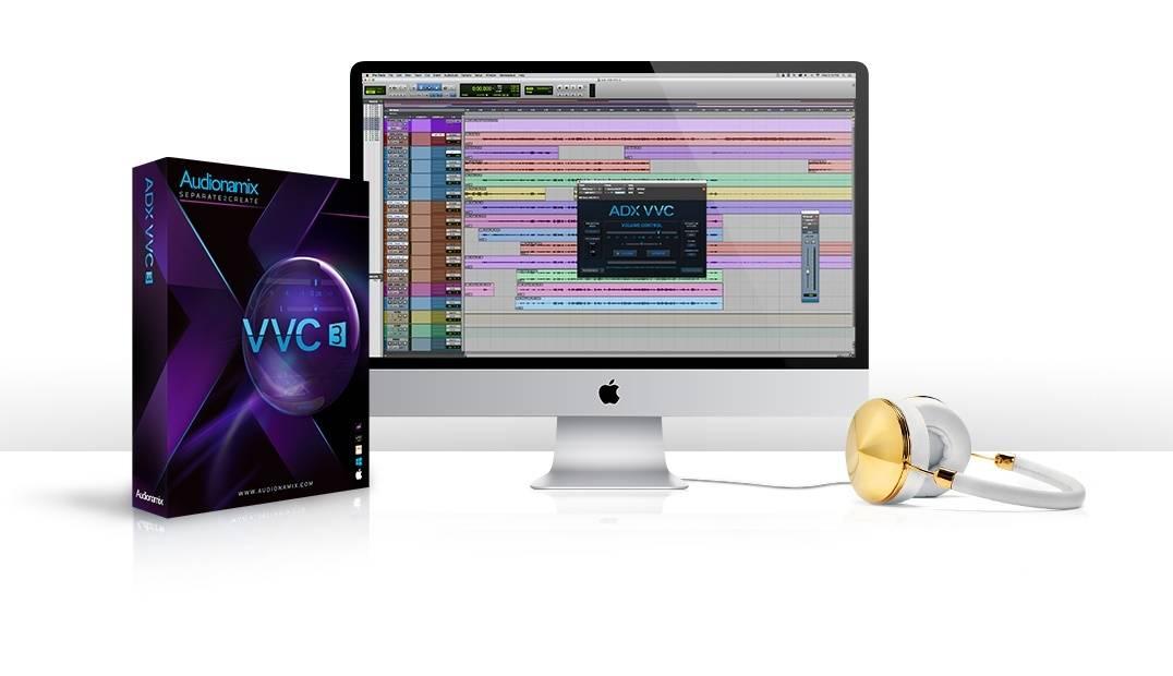 Audionamix - Vocal Volume Control Version 3 0 - Download