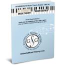 Ultimate Music Theory - Intermediate Music Theory Exams-Set 1 - McKibbon-URen/St. Germain - Workbook