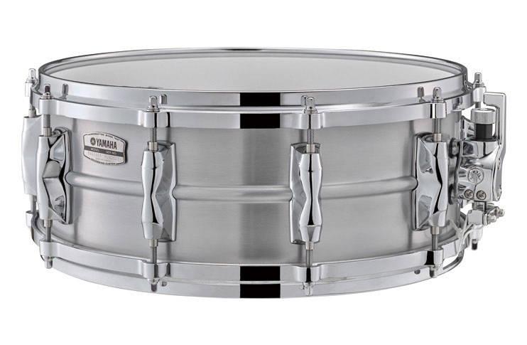 yamaha recording custom aluminium snare drum long mcquade musical instruments. Black Bedroom Furniture Sets. Home Design Ideas