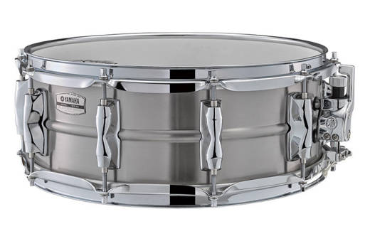Recording Custom Stainless Snare Drum 5.5x14''