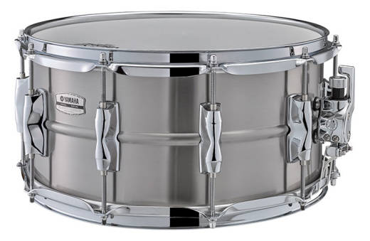 Recording Custom Stainless Snare Drum 7x14''
