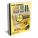 Ultimate Music Theory - Basic Music Theory Rudiments - St. Germain - Workbook