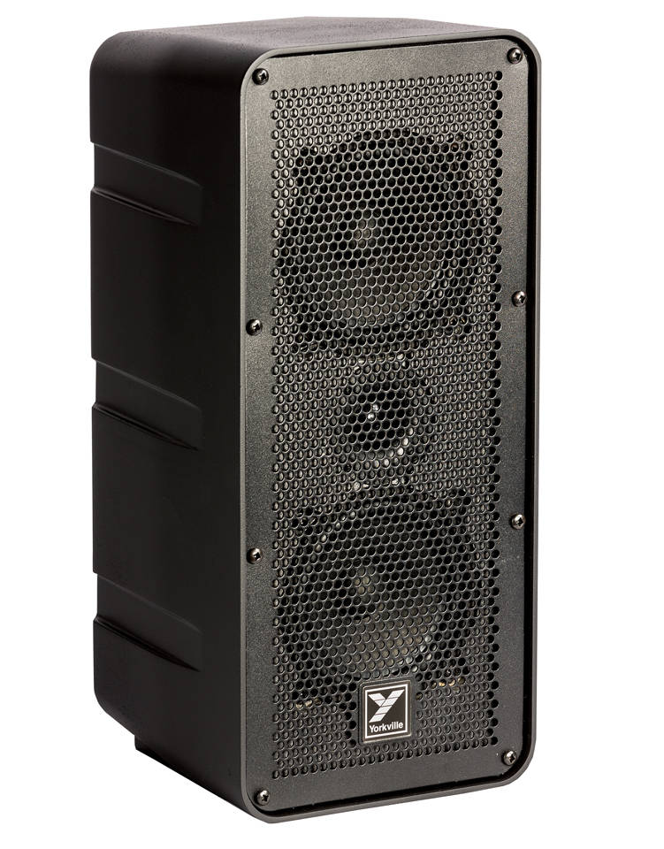 yorkville sound excursion mini 70 watt compact pa system long mcquade musical instruments. Black Bedroom Furniture Sets. Home Design Ideas