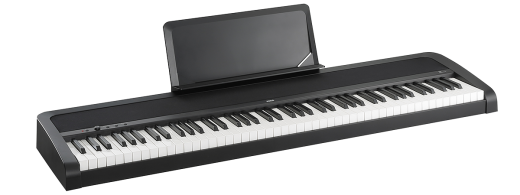 B1 Digital Piano with Speakers - Black