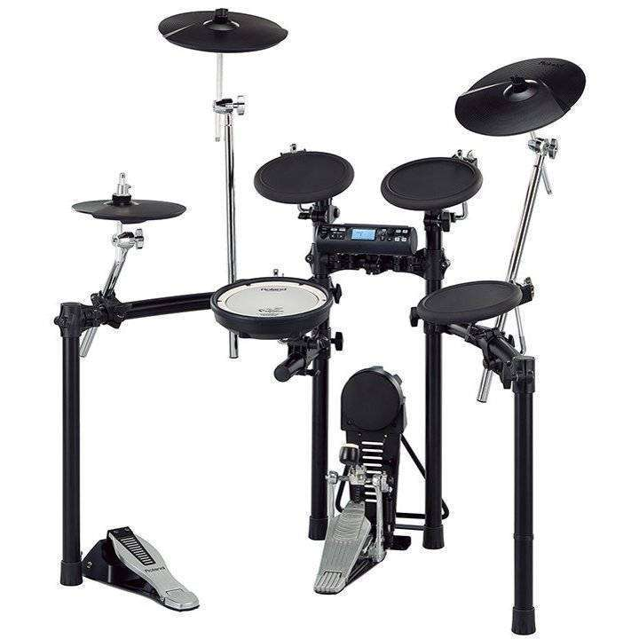 roland td 4ks v compact electric drum kit long mcquade musical instruments. Black Bedroom Furniture Sets. Home Design Ideas