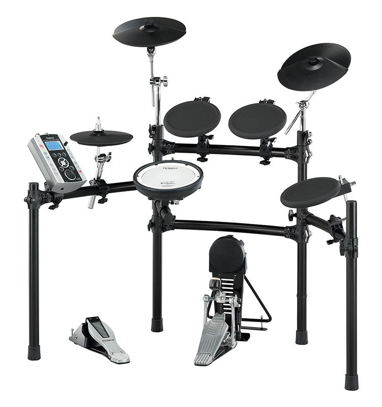 Roland Td 9ks V Tour Electronic Drum Kit Long Mcquade Musical