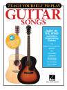 Hal Leonard - Teach Yourself to Play Guitar Songs: Dust in the Wind & 9 More Fingerpicking Classics - Guitar TAB - Book/Media Online