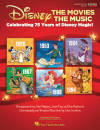 Hal Leonard - Disney: The Movies The Music - Higgins/Day/Anderson - Singer Edition 20 Pak
