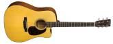 Martin Guitars - DC-18E Standard Series Acoustic-Electric Guitar w/Cutaway