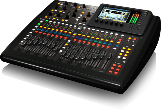 X32 Compact 40-Input, 25-Bus Digital Mixing Console