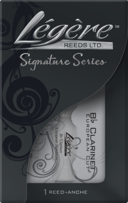 European Signature Bb Clarinet Reed 4-1/2