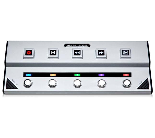 Apogee - GiO - Guitar Interface/Controller for Mac