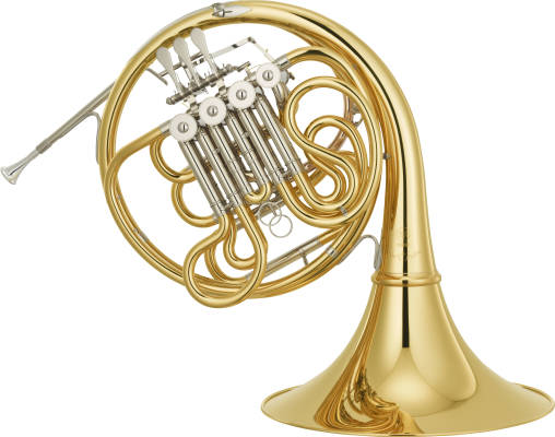Professional Geyer Style Double Horn (Detachable Bell)