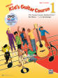 Alfred Publishing - Alfreds Kids Guitar Course 1 - Manus/Harsberger - Guitar - Book/DVD/Media Online