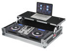 Gator - G-TOUR Universal Fit Road Case for Medium Sized DJ Controllers