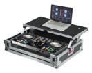 Gator - G-TOUR Universal Fit Road Case for Small Sized DJ Controllers