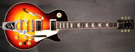 2016 ES-Les Paul Hollow w/Bigsby - Bourbonburst