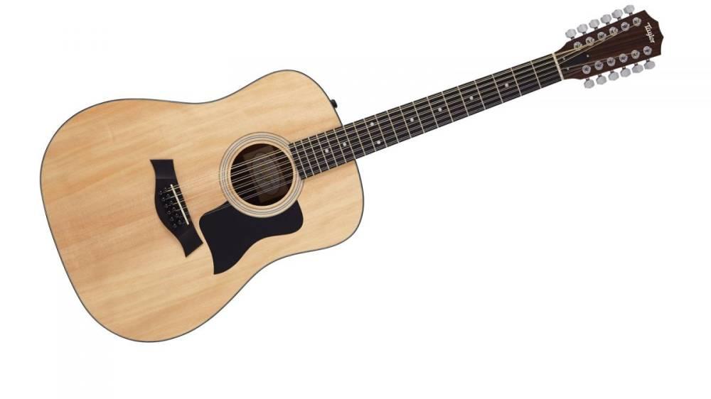taylor guitars 12 string dreadnought spruce sapele w electronics long mcquade musical. Black Bedroom Furniture Sets. Home Design Ideas