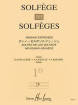 Editions Henry Lemoine - Solfege des Solfeges Vol.1D (With Piano) - Lavignac - Voice - Book