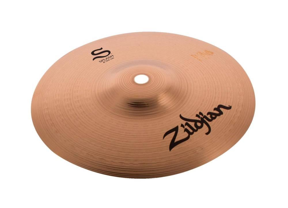 zildjian s splash cymbal 8 inch long mcquade musical instruments. Black Bedroom Furniture Sets. Home Design Ideas