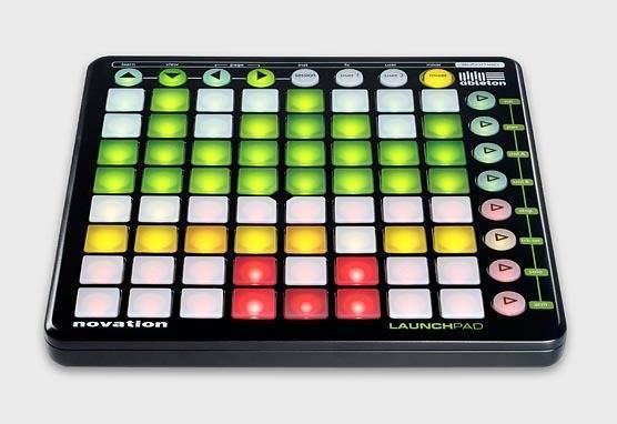 ableton launchpad controller for ableton live long mcquade musical instruments. Black Bedroom Furniture Sets. Home Design Ideas