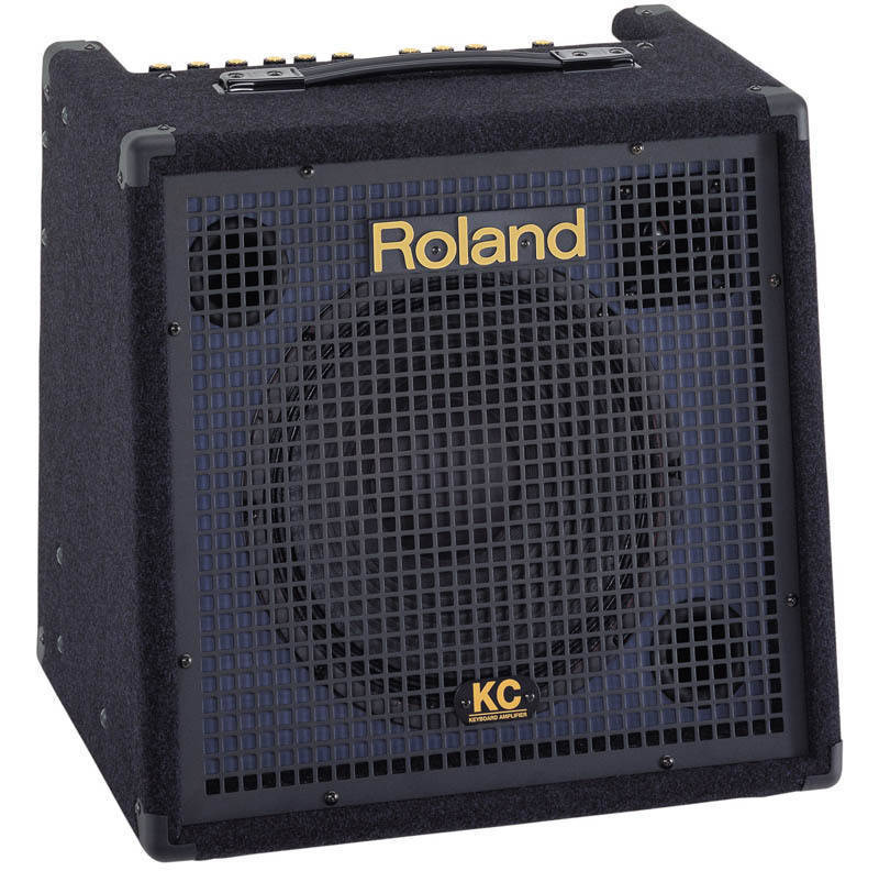Stereo Keyboard Amplifiers : roland stereo mixing keyboard amp long mcquade musical instruments ~ Vivirlamusica.com Haus und Dekorationen