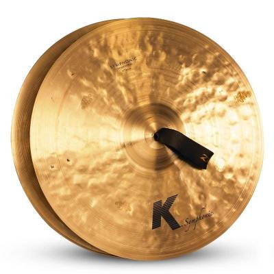 K Symphonic Traditional Series Pair - 17 inch