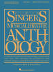 Hal Leonard - The Singers Musical Theatre Anthology Volume 5 - Walters - Mezzo-Soprano/Belter Voice - Book
